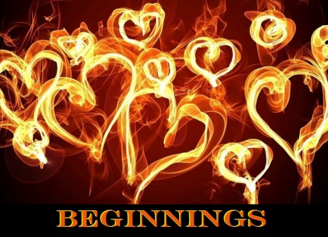 Love fueled beginnings