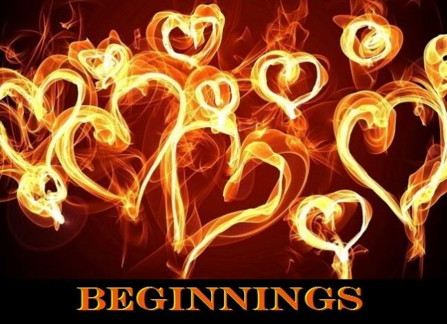 Love fueled beginnings